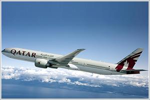 Qatar Airways patner with Coca-Cola as presenting sponsor