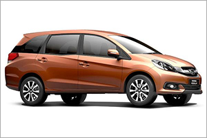 Honda Mobilio Outperforms Competitors Sells 5500 Units Since Debut
