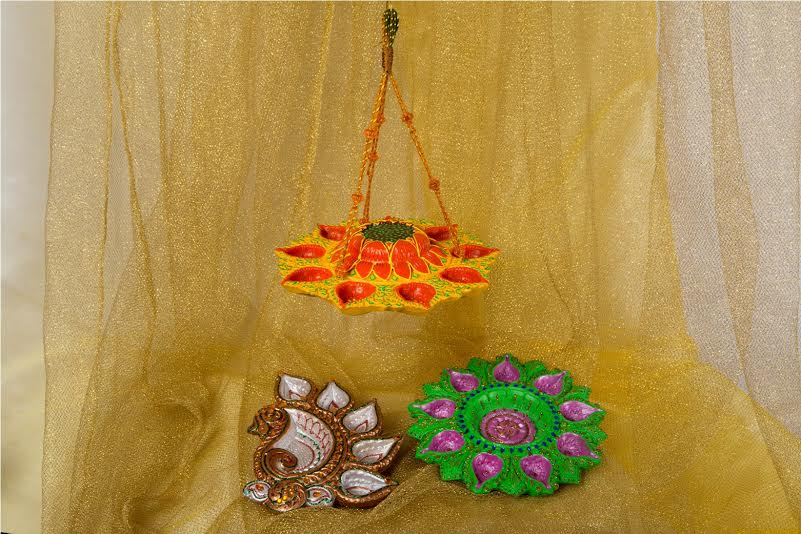 Let your children sparkle this diwali with hobby ideas for Art and craft for diwali decoration
