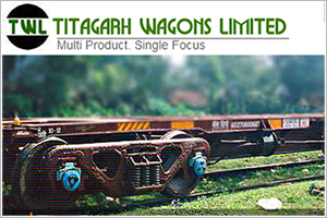 Titagarh Wagons rallies