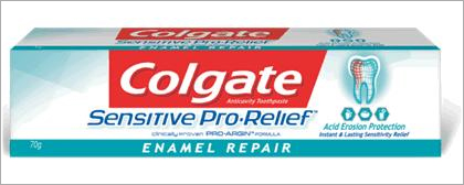 Colgate Launches Technologically Advanced Enamel Repair Solution