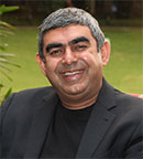 Vishal Sikka, Chief Executive Officer & Managing Director, Infosys Ltd