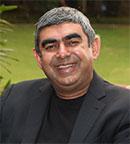 Vishal Sikka, Chief Executive Officer & Managing Director, Infosys Ltd