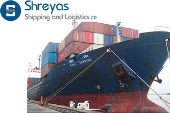 Shreyas Shipping takes delivery of multipurpose vessel