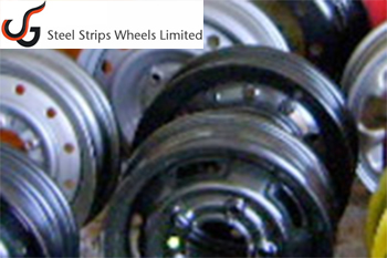 Steel Strips Wheels