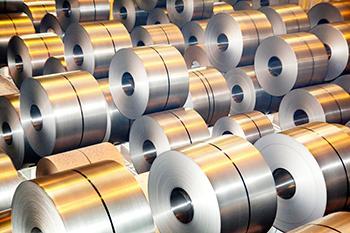 Steel Metal Roll