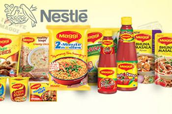 nestle demand in india