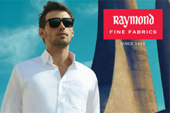 raymond plans for capacity and retail expansion