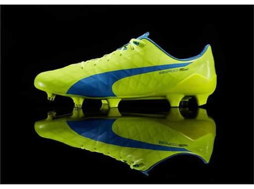 7aff77047de PUMA launches evoSPEED SL-S shoes for football