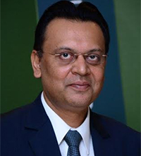 Shireesh Sahai, CEO & General Manager, Wolters Kluwer India