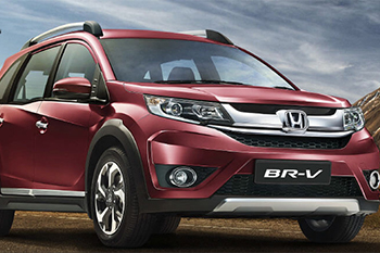 Honda Cars India Launches Honda BRV Priced At Rs Lakh - All honda cars in india