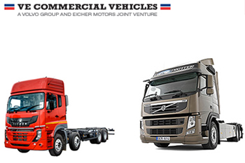 Ve commercial vehicles sells 4 560 units in oct records for Eicher motors share price forecast