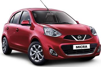 Nissan Micra CVT