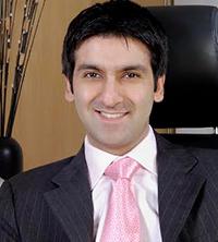 Ashish S. Raheja, Managing Director, Raheja Universal