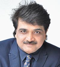 Anil Bhasin, Managing Director - India and SAARC region
