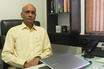 Mr. Narayan, Founder & President, Integron India