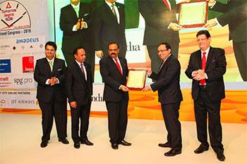 VFS Global's CEO Zubin Karkaria honoured with TAAI's 'Award of