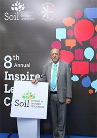 Anil Sachdev, Founder & CEO, SOIL