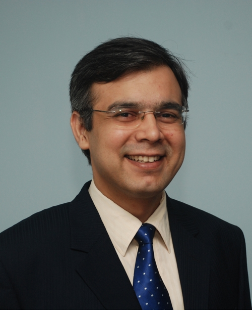 Nitin Mishra, Senior Vice-President – Products and Services, Netmagic