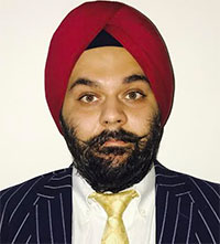 Avneet Singh Marwah, Director and CEO of Super Plastronics