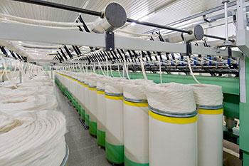 Cotton Spinning Machine