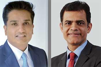 Anuj Puri and Ramesh Nair