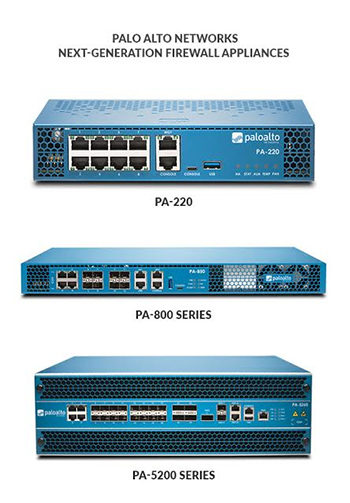 Palo Alto Networks expands range of next-generation Firewall