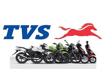 TVS Motor's two-wheeler sales grew 12.9% yoy in FY19; stocks decline 3%