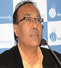 Umesh Modi, CMD, Jupiter Infomedia
