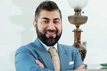 Ali Reza Moghadam