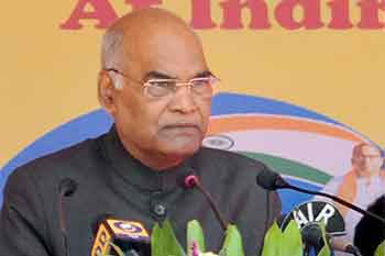 President Ram Nath Kovind approves ordinance on Insolvency and Bankruptcy Code