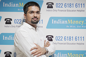 C.S. Sudheer, CEO and founder, IndianMoney.com