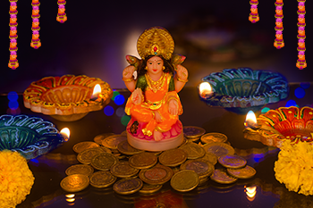 Dhanavantri on Dhanteras
