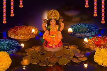 Dhanavantri on Dhanteras