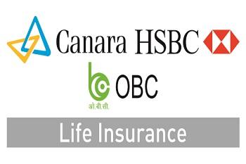 Canara HSBC Oriental Bank of Commerce life insurance