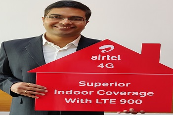 Airtel boosts 4G network coverage with LTE 900 technology in