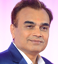 Dr. Rajesh Koradia, Founder and Head, MIRA Hospital and IVF Centre