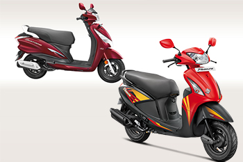 Hero MotoCorp launches two new scooters Maestro Edge 125 and