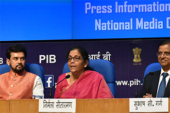 FM Sitharaman press conference LIVE updates: FM announces measures to boost exports and housing sector