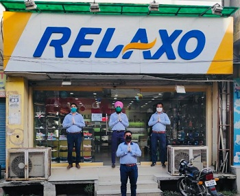 RELAXO Franchise Relaxo Exclusive Stores are operational with strict safety measures