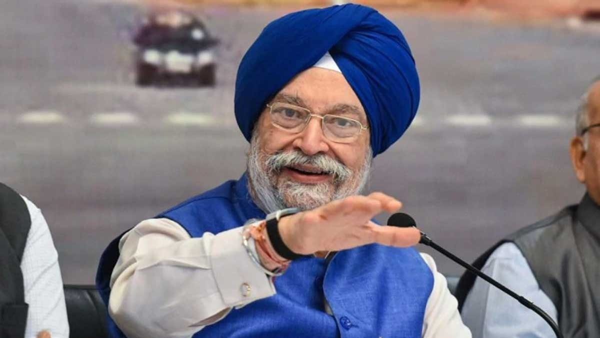 COVID-19 vaccination: Amid shortage of COVID-19 vaccine, Hardeep Singh Puri said that vaccines in Punjab were being sold at higher prices.