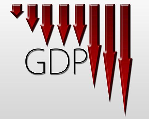 GDP Drop