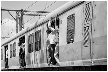 Passing-Train
