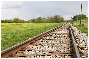Single-railway-line
