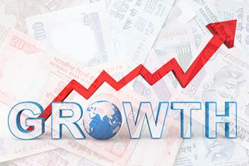 Growth-text-with-globe-and-arrow