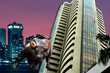 BSE with Bull