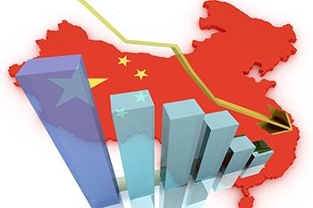 China stock markets down