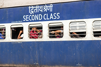 Moving Indian Railway