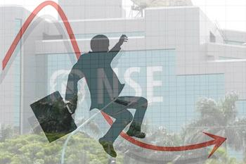 Business Man Sliding, NSE
