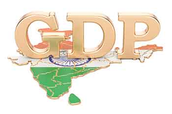 GDP of India